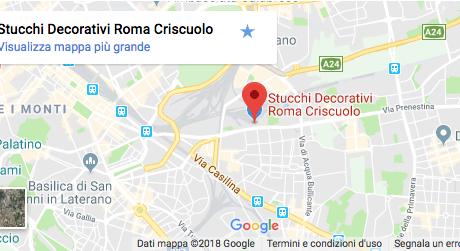 Stucchi Criscuolo Roma